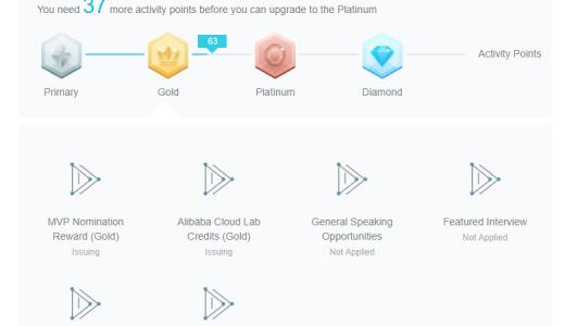 Alibaba Cloud MVP #2 Benefits の紹介