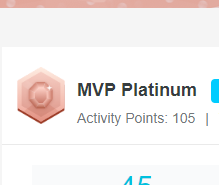 Alibaba Cloud MVP #4 Platinum Tier に認定されました