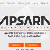 APSARA CONFERENCE 2020 #2 Online Certificates